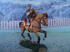 1/32  Del Prado Turkoman light cavalryman 13th century  metal figure