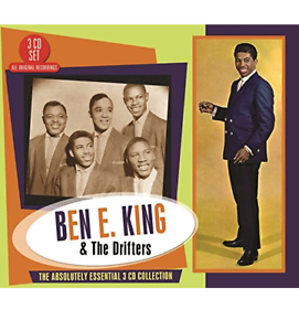 Ben-E-King-The-Drifters-Absolutely-Essential-Best-Of-Greatest-Collection-3CD-NEW
