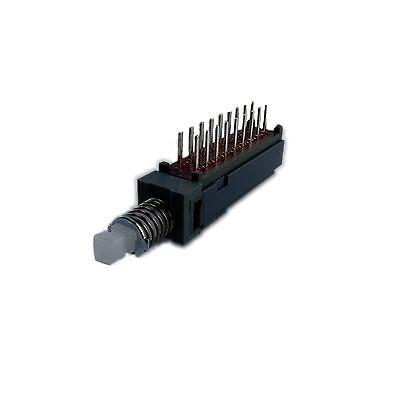 160x dbx - 4PDT mini push switch dbx 166