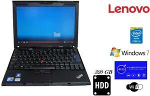 Details about Lenovo Thinkpad X201 Laptop Core i5 2 4GHz CHEAP 4GB RAM  Warranty Wireless Win 7