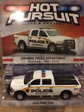 Greenlight  Hot Pursuit 2014 Dodge Ram Corning NY Police Department