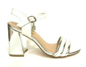 più recente rivenditore all'ingrosso l'atteggiamento migliore Laura Biagiotti Women's Shoes Sandals Heel 5382 White Summer 2019 ...