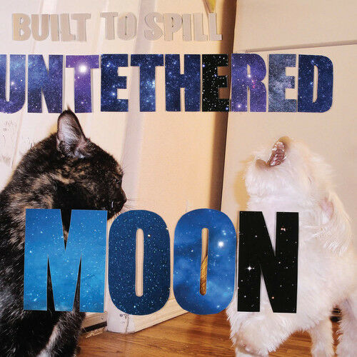 Built to Spill - Untethered Moon [New Vinyl] Bonus CD, Colored Vinyl