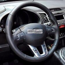OEM Leather Steering Wheel Handle Remote Control Kit for KIA 2011-2016 Sportage
