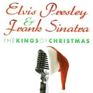 ELVIS-amp-SINATRA-FRANK-PRESLEY-THE-KINGS-OF-CHRISTMAS-CD-NEUF