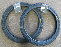 Haro Multisurface 4 Tires Pair Ms-4 20 Inch 20x2.0 For Bmx Freestyle Bike