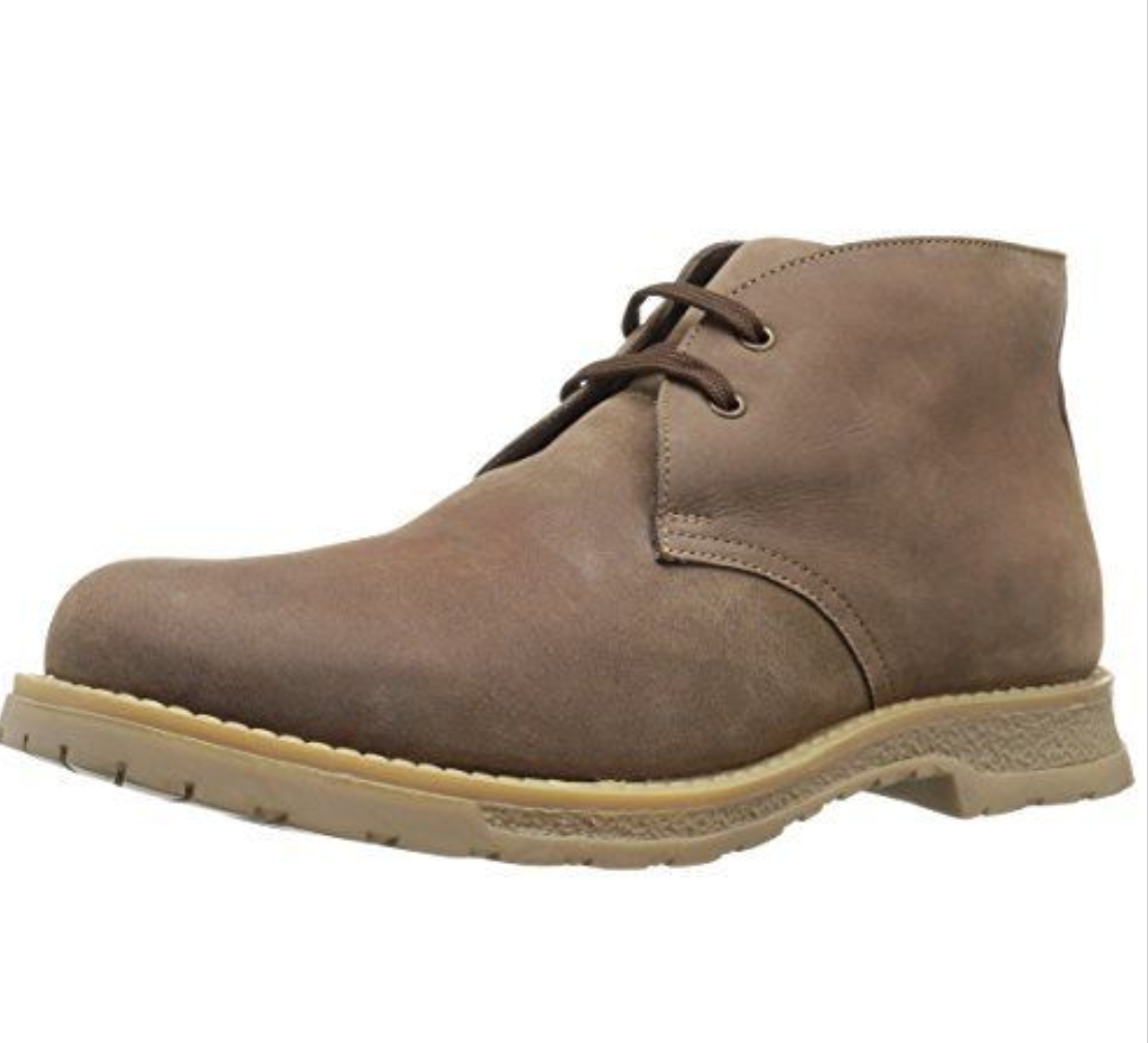 Roper CHUKKERS Mens Chukka Brown Leather Lace Up Boots Sz 11 - NIB