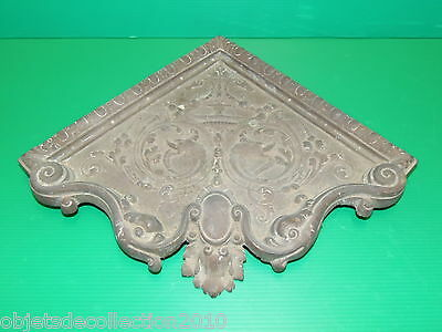 SUPERBE MONNAYEUR BRONZE 1900 ART NOUVEAU  décor  CHIMERES DECO COMPTOIR VITRINE