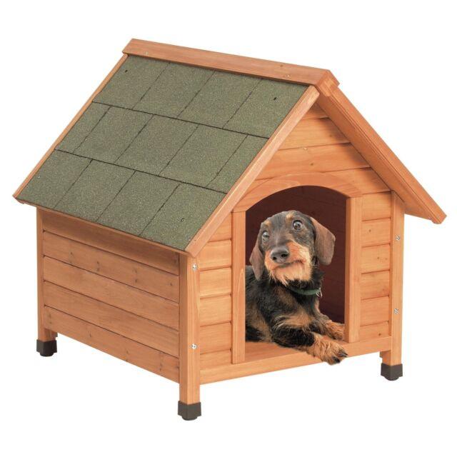 Karlie Hundehütte Classic Hundehaus Spitzdach günstig kaufen   eBay