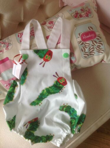 VERY HUNGRY CATERPILLAR BABY ROMPER SUIT CLOTHES