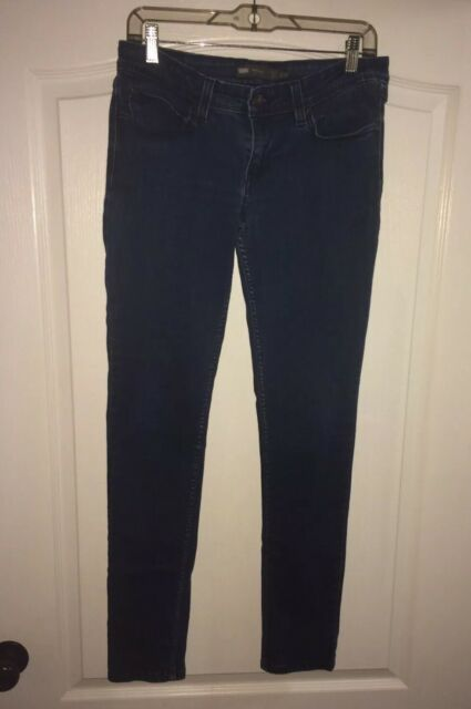 united states good texture arrives Levi's Demi Curve Low Rise Skinny Blue Jeans 30x31 Women's Size 11/30