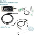 Android Endoscope Waterproof Camera Micro USB Video Camera GK