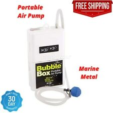 carp Portable Air Pump Minnow Livewell Aeration System Fishing bass bait fish