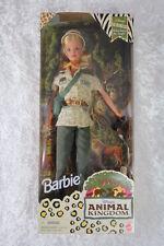 BARBIE DISNEY ANIMAL Kingdom, Mattel 20363-NUOVO -