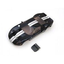 Iwaver FireLap Kyosho Mini Z Black Ford GT Body Set IWP045