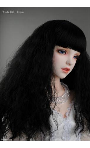 "Dollmore Klaire Jude Dahlia /"" Forest Sobazu Wig Black 13-14"