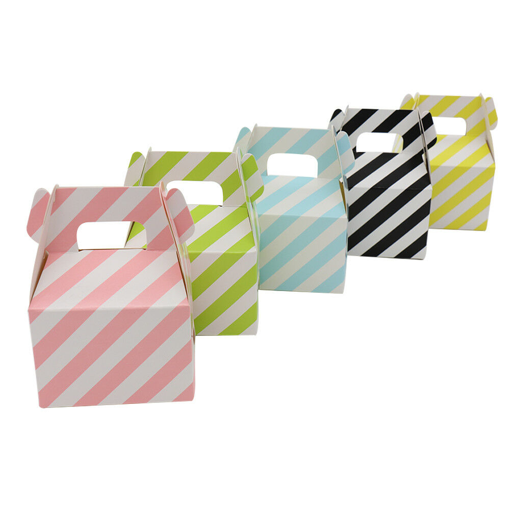 Tala Originals 10 Stripey Treat Bags