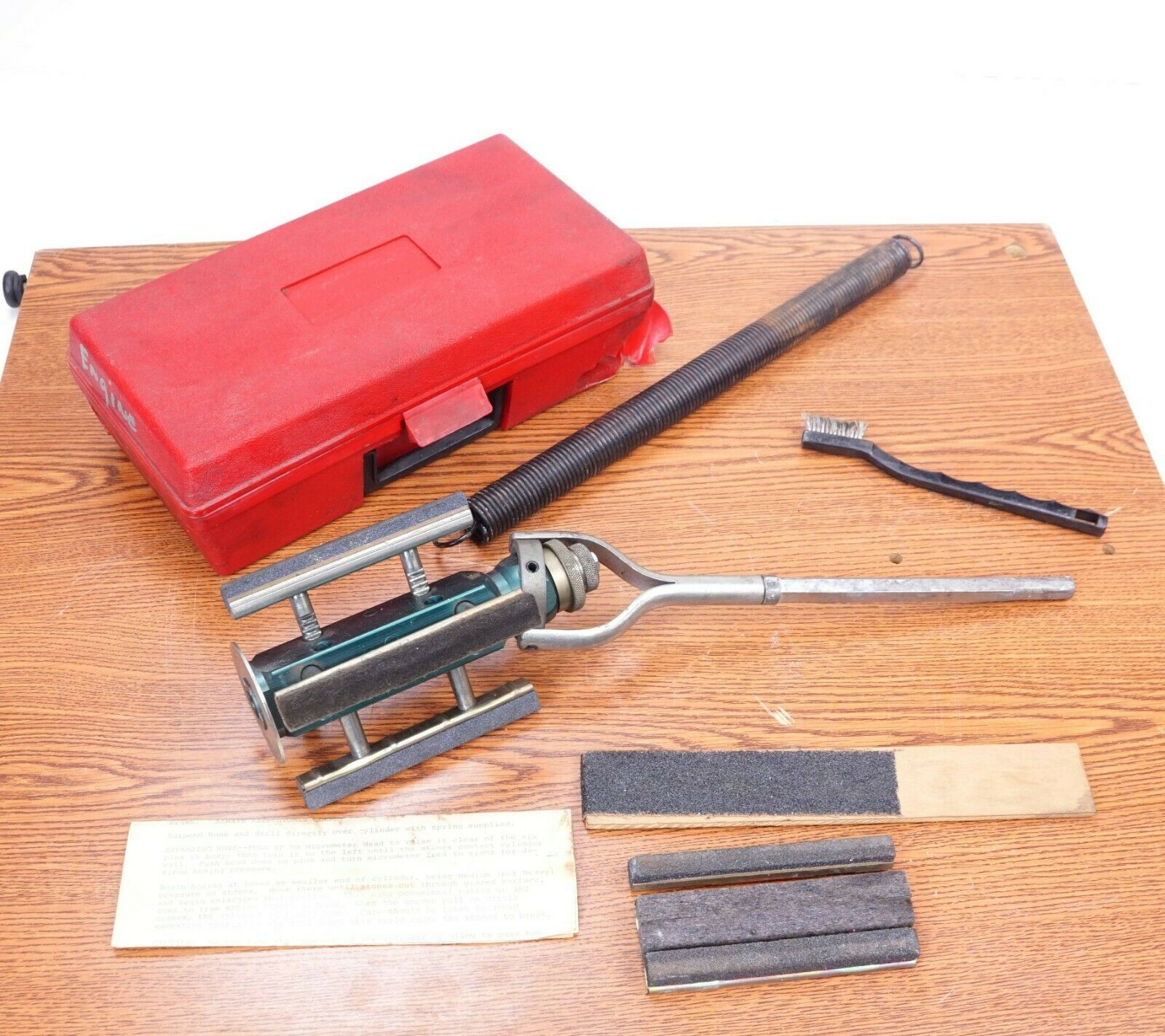 Lisle 1500 Portable Cylinder Hone