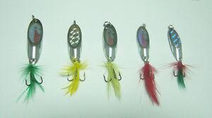 5-Fishing-Spoon-Lure-Treble-Hook-Spinner-baits-10-20g
