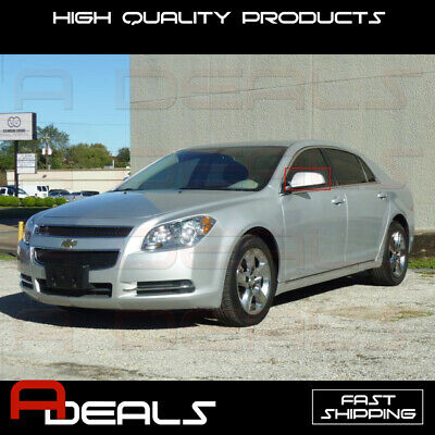 For Chevy Malibu 2008-2012 Chrome Full Mirror Covers
