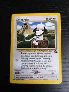 Pokemon-Wizards-Black-Star-Promo-Smeargle-32-Promo-Near-Mint-condition