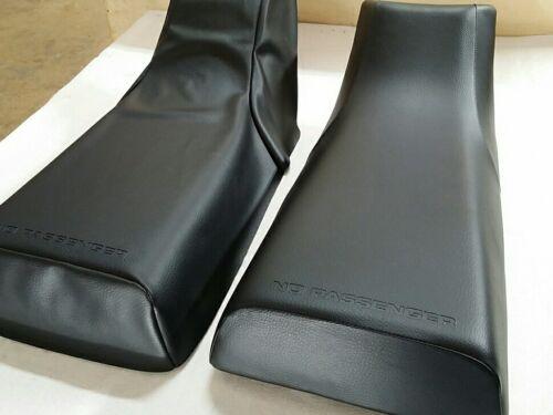 BLACK KAWASAKI KSF250 MOJAVE 87 TO 04 LAKOTA 300 95-04 MODEL SEAT COVER K37-12
