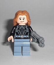 LEGO Super Heroes - Agent 13 - Figur Minifig Iron Man Civil War Giant Man 76051