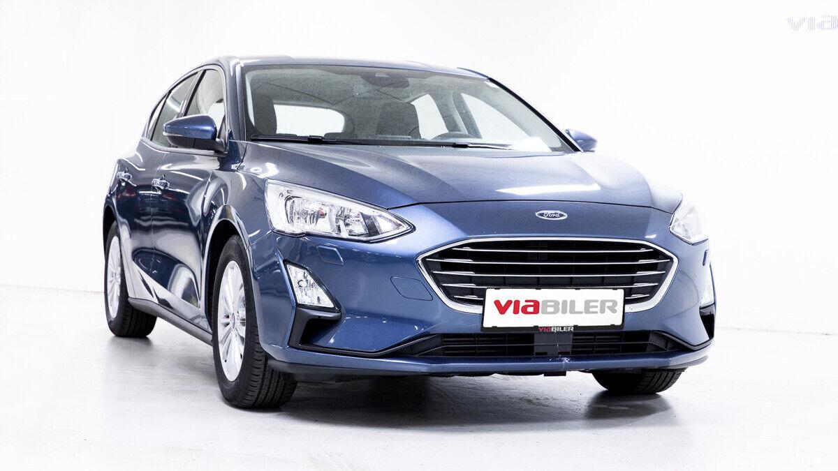 Ford Focus 1,0 EcoBoost Titanium 5d - 209.900 kr.