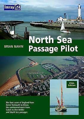 North Sea Passage Pilot, Brian Navin, Used; Good Book