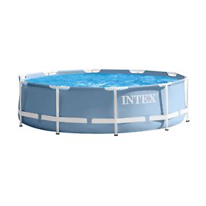 Intex-28712-Prisma-Piscina-rotonda-rigida-fuori-terra-con-pompa-filtro-366x7