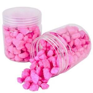 Pierres-Deco-Granules-Gros-300g-Rose-Decoration-de-Table-1-33-Eur-100-G