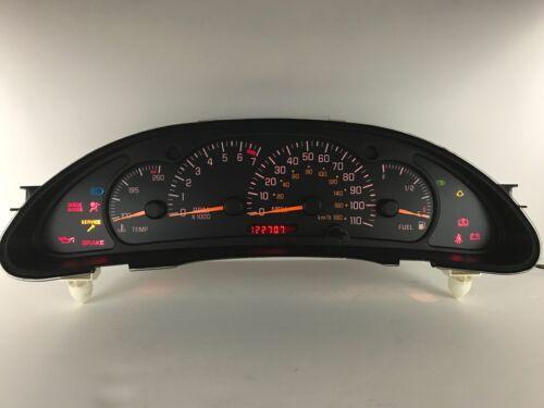 00-05 Pontiac Sunfire Speedometer Instrument Gauge Cluster REBUILT