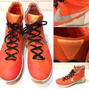 9627e9436428 Image is loading Nike-HYPERDUNK-2015-Basketball-High-Top-Shoes-Bright-
