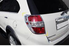 Chrome Rear Lamp Cover Molding K545 2pcs for Chevrolet Captiva 2007-2015