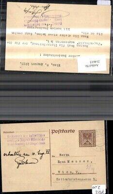 FäHig 214615,ganzsache Stempel Reichsbund D. Katholischen Deutschen Jugend Österreichs