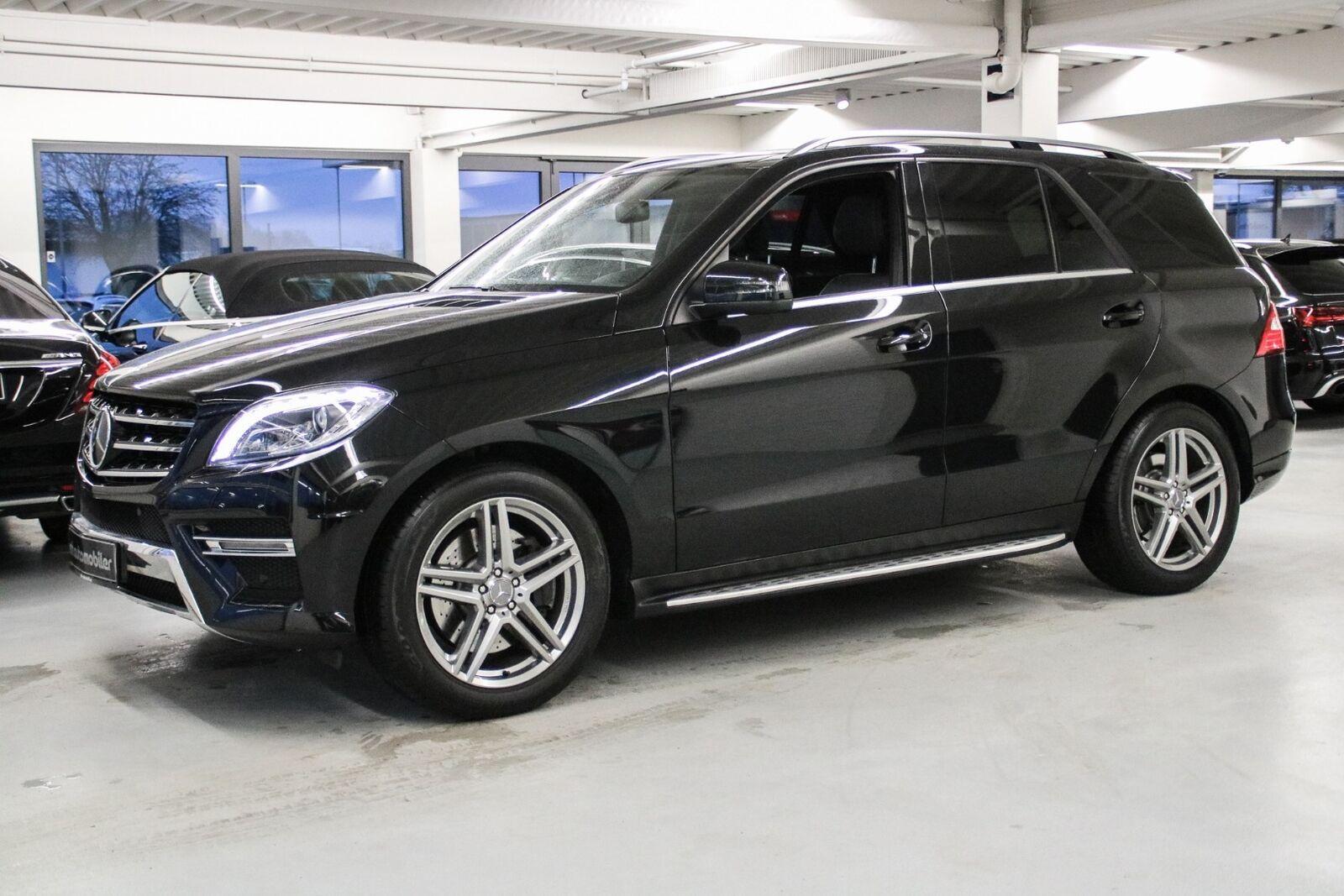 Mercedes ML350 3,5 aut. 4-M BE 5d - 4.591 kr.