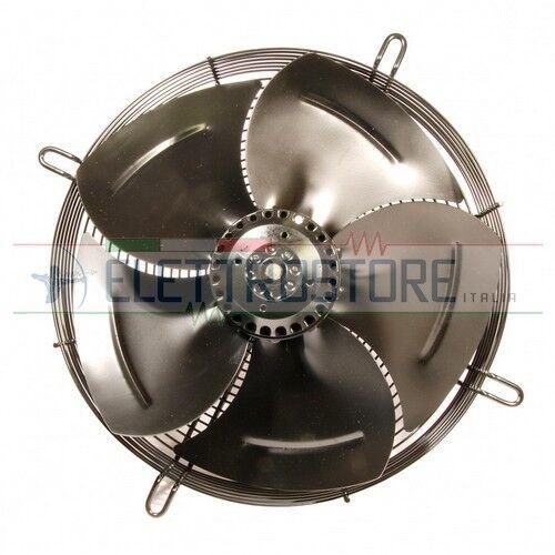 VENTILATORE ASSIALE Ø 630mm ASPIRANTE 220V 1350 rpm//min.