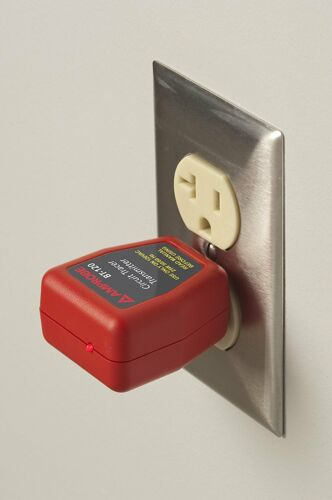 Circuit Breaker Tracer Identifies Shorts Energized Electrical Systems