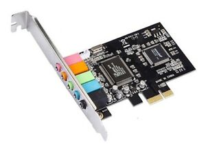 CMI8738 6-CHANNEL PCI SOUND CARD DRIVERS FOR WINDOWS VISTA