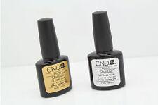 CND Shellac UV Nail Polish Base coat & Top Coat Free UK Delivery (TOP+ BASE)