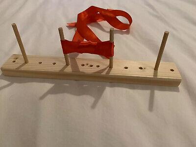 Make Different Size Bows Craft Peg Bow Maker Handmade Ribbon Bows