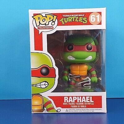 Raphael Funko Pop Vinyl Figure Teenage Mutant Ninja Turtles Hero #61