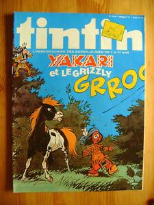 Journal Tintin n° 199 - Poster les archives de Moulinsart - France - État : Trs bon état: Livre qui ne semble pas neuf, ayant déj été lu, mais qui est toujours en excellent état. La couverture ne présente aucun dommage apparent. Pour les couvertures rigides, la jaquette (si applicable) est incluse. Aucune p - France