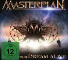 Keep Your Dream Alive (CD+DVD) von Masterplan (2015)