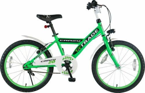20 Zoll Kinder Jungen Fahrrad Rad Bike Kinderfahrrad Jungenfahrrad BMX Rücktritt