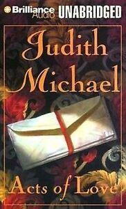 Judith-MICHAEL-ACTS-of-LOVE-Audiobook