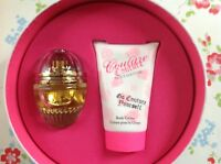 ⭐️juicy Couture Couture Special Edition⭐️egg Perfume And Body Lotion Set⭐️