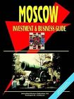 Moscow City Investment & Business Guide by International Business Publications, USA (Paperback / softback, 2006)