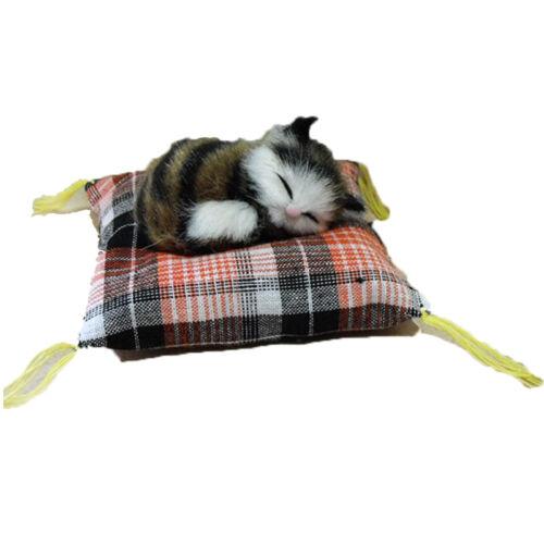 Katze Spielzeug Dekoration Dekofiguren Kinder Geschenke Requisiten Dokoration
