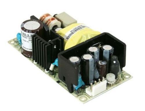 Mean Well 60 W Embedded Switch Mode Power Supply PGSV 5 A 12 V DC Medical Approuver